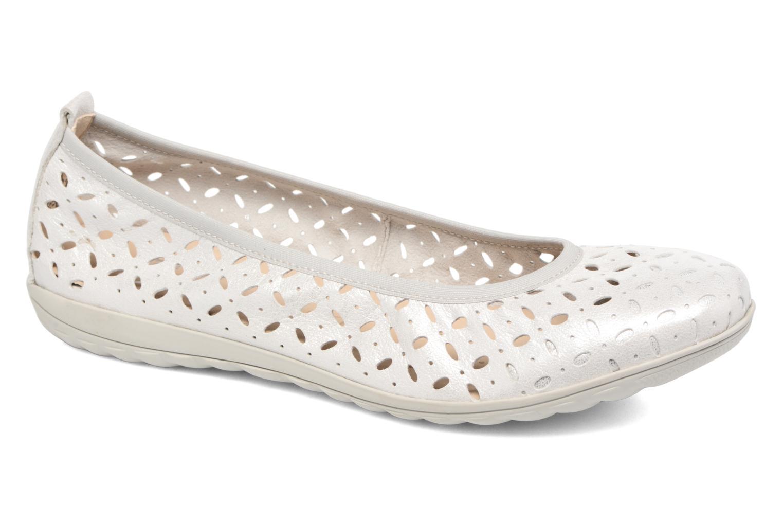 Grandes descuentos últimos zapatos Caprice Descuento Alena (Plateado) - Bailarinas Descuento Caprice 09ac4d