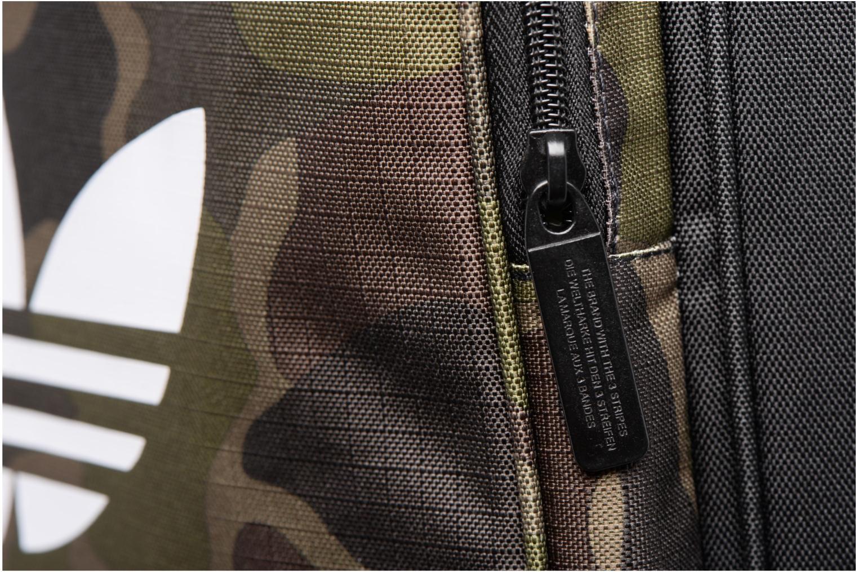 Sacs à dos Adidas Originals CLASSIC BP CAMO Sac à dos Noir vue gauche