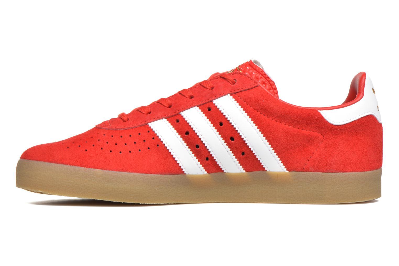 Sneakers Adidas Originals Adidas 350 Rood voorkant