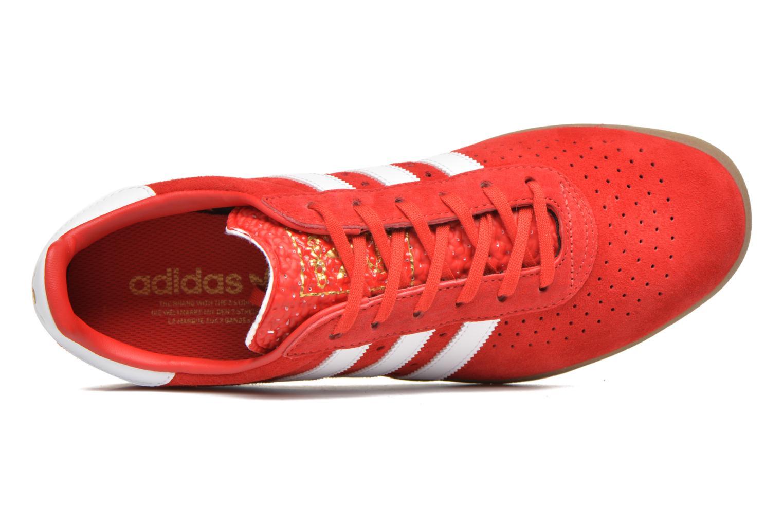 Baskets Adidas Originals Adidas 350 Rouge vue gauche