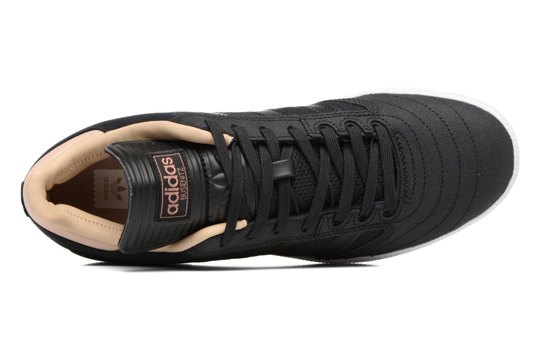 Baskets Adidas Originals Busenitz Noir vue gauche