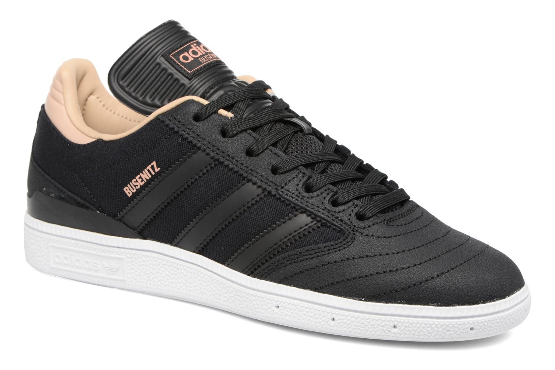 Baskets Adidas Originals Busenitz Noir vue détail/paire