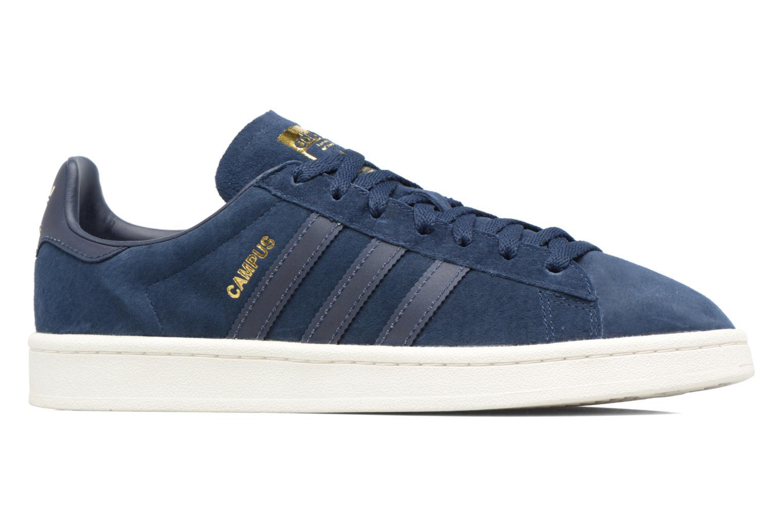 Sneakers Adidas Originals Campus Blauw achterkant
