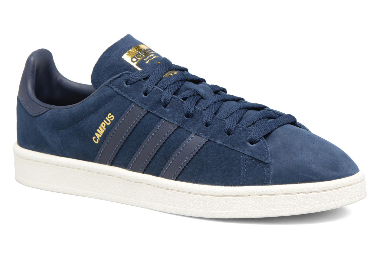 Sneakers Adidas Originals Campus Blauw detail