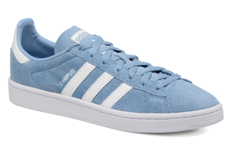 Sneaker Adidas Originals Campus blau detaillierte ansicht/modell