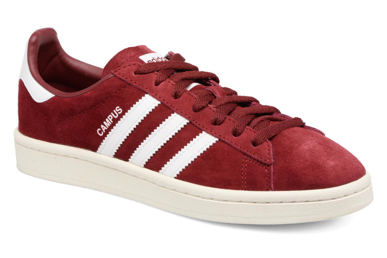 Grandes descuentos últimos zapatos Adidas Originals Campus W (Vino) - Deportivas Descuento