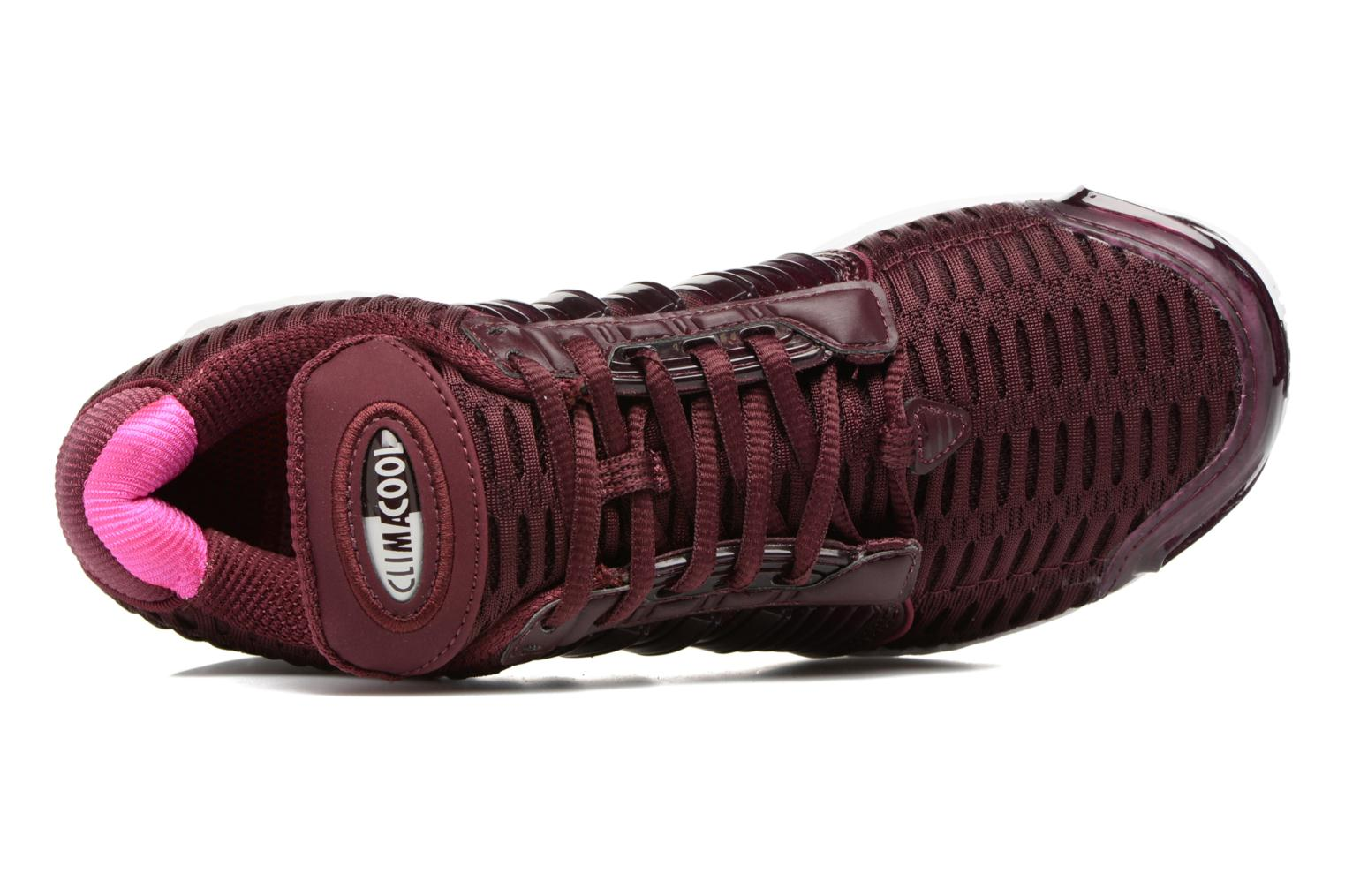 Baskets Adidas Originals Climacool 1 W Bordeaux vue gauche
