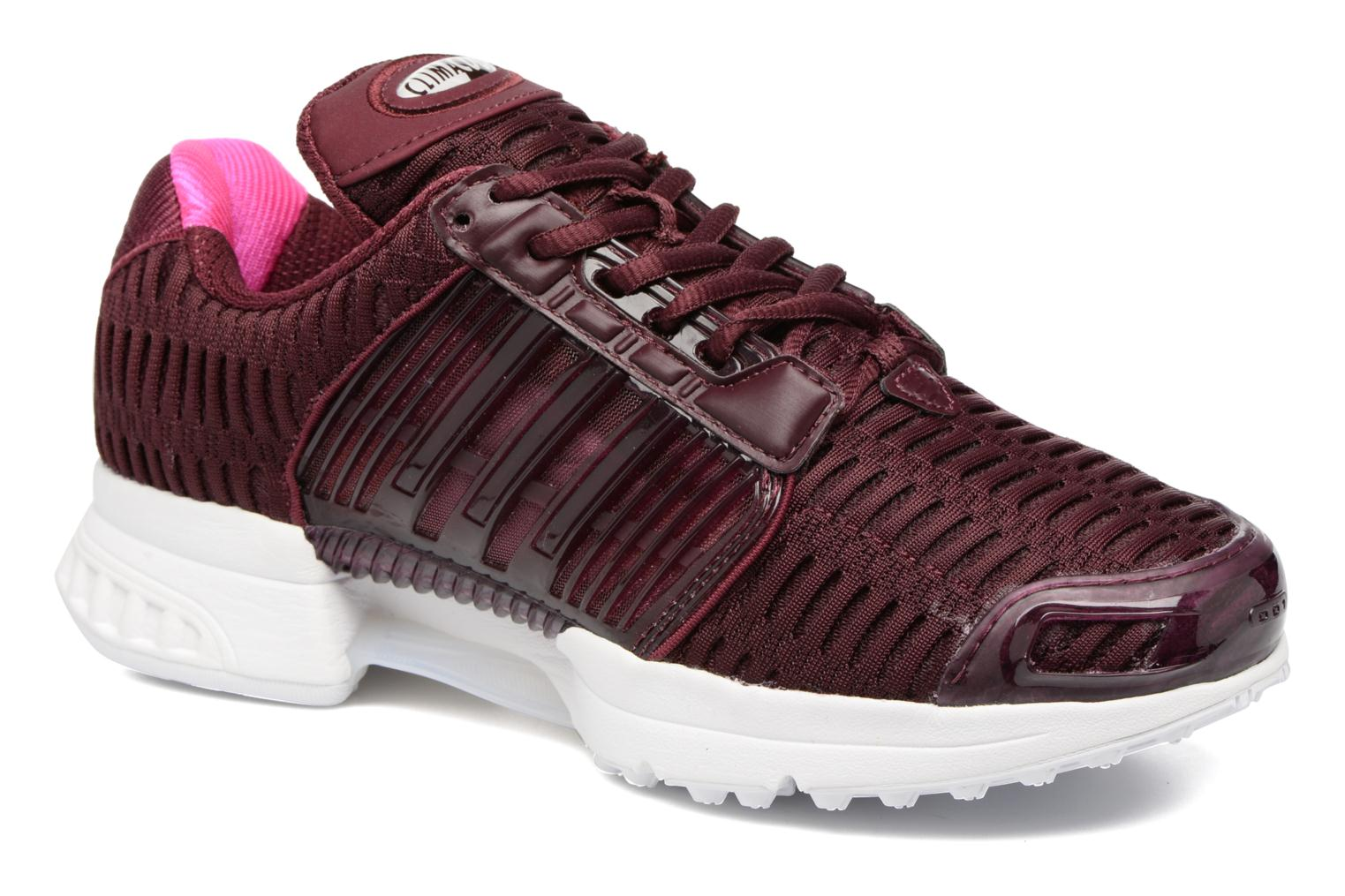 Baskets Adidas Originals Climacool 1 W Bordeaux vue détail/paire