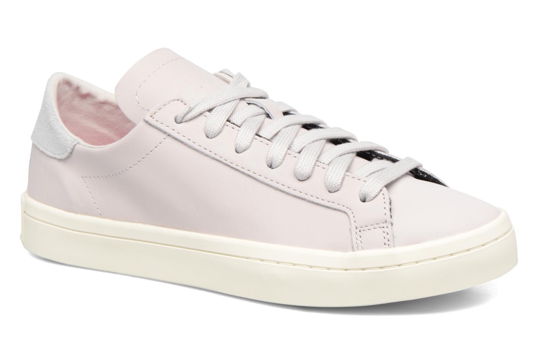 Marques Chaussure femme Adidas Originals femme Courtvantage W FTWWHT/FTWWHT/FTWWHT