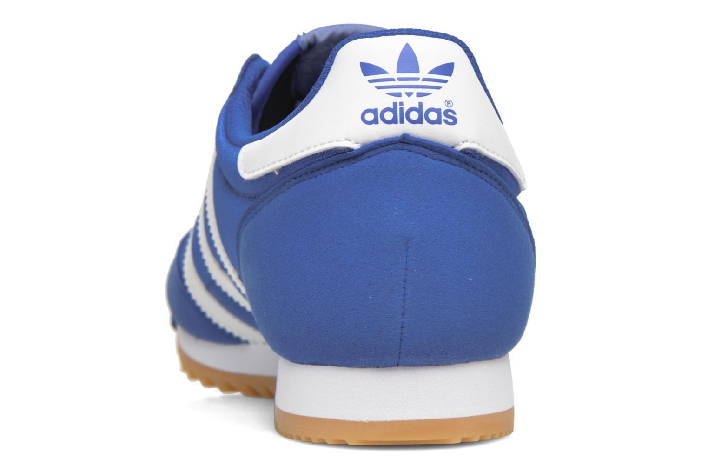 Sneakers Adidas Originals Dragon Og Blauw rechts