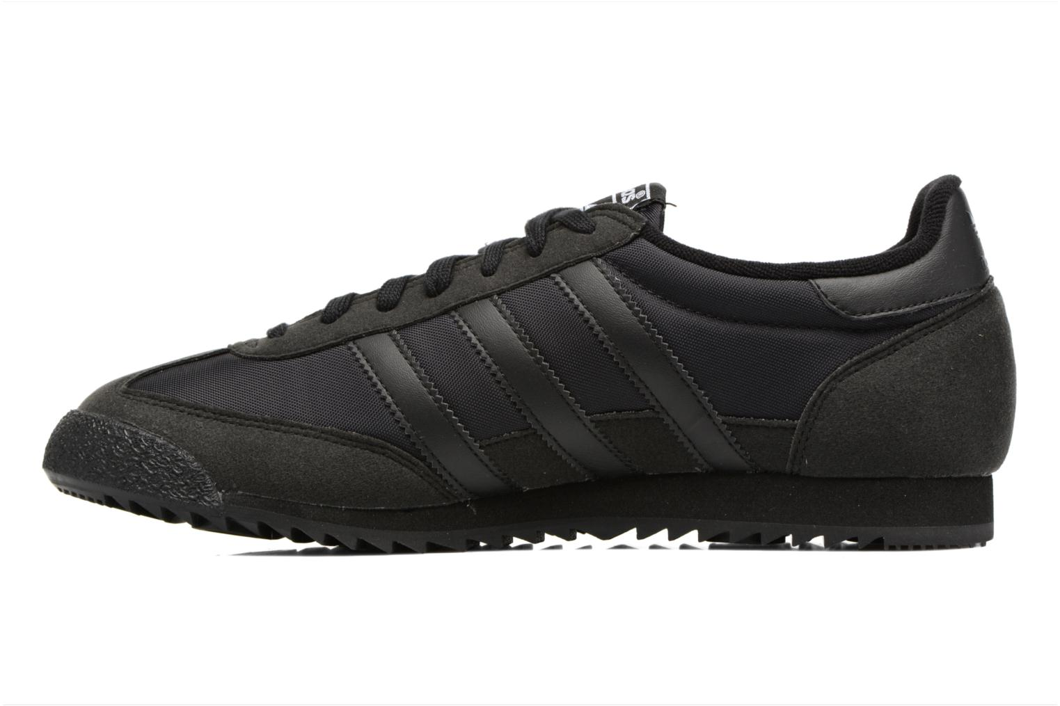 Baskets Adidas Originals Dragon Og Noir vue face