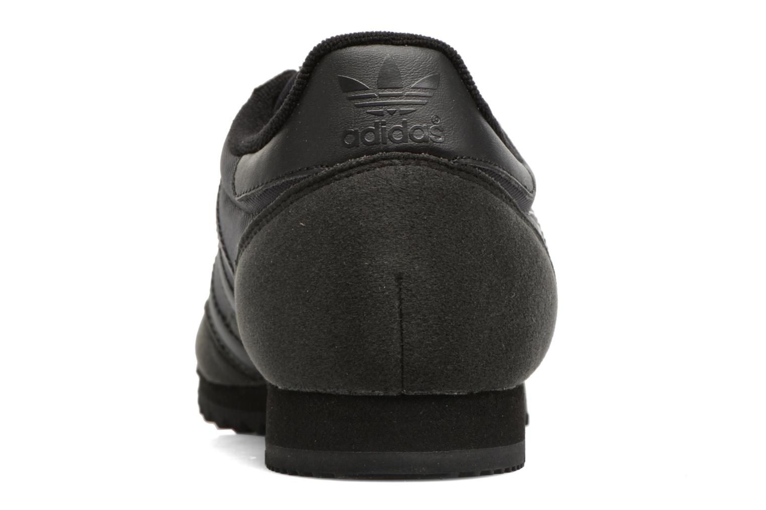 Baskets Adidas Originals Dragon Og Noir vue droite