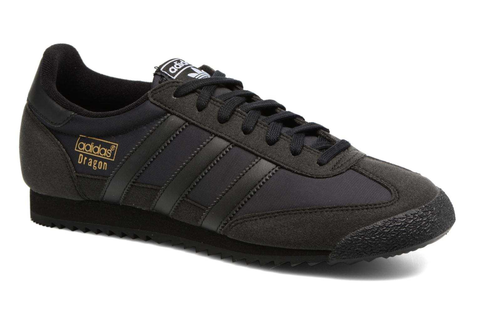Baskets Adidas Originals Dragon Og Noir vue détail/paire