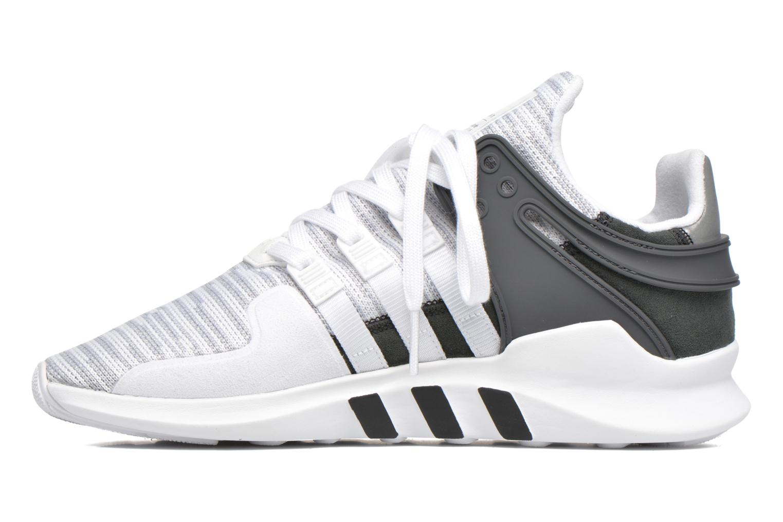 Baskets Adidas Originals Eqt Support Adv Blanc vue face