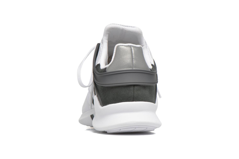 Baskets Adidas Originals Eqt Support Adv Blanc vue droite