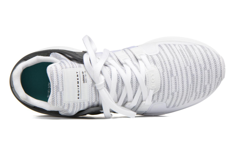 Baskets Adidas Originals Eqt Support Adv Blanc vue gauche