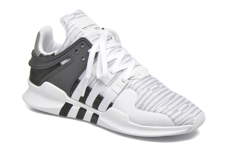 Baskets Adidas Originals Eqt Support Adv Blanc vue détail/paire