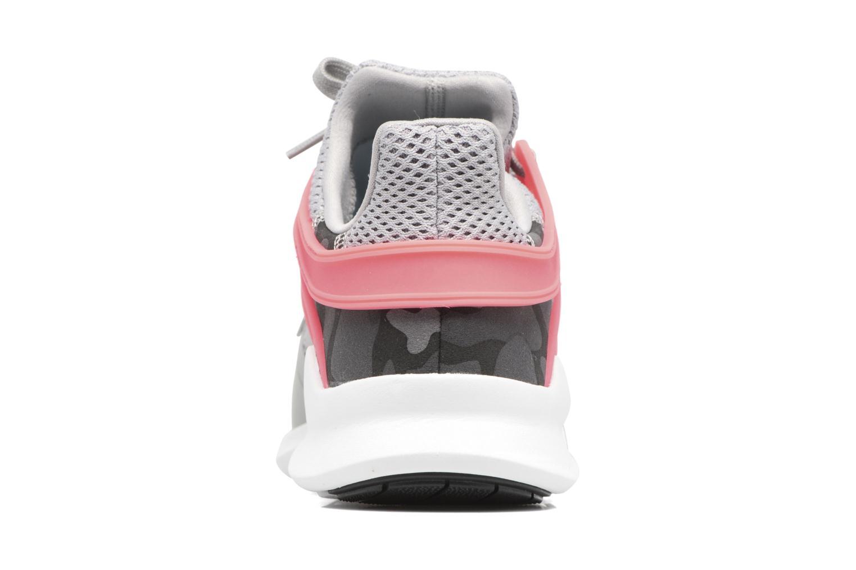 Baskets Adidas Originals Eqt Support Adv Gris vue droite