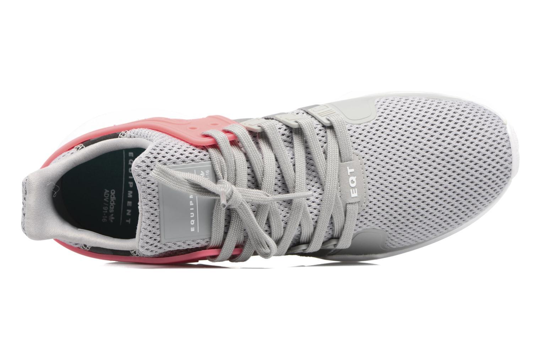 Baskets Adidas Originals Eqt Support Adv Gris vue gauche