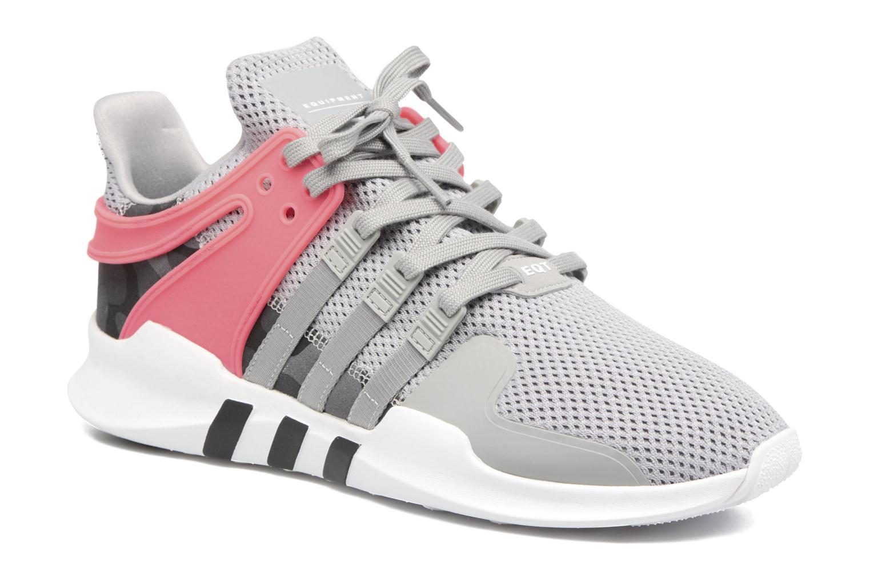 Baskets Adidas Originals Eqt Support Adv Gris vue détail/paire