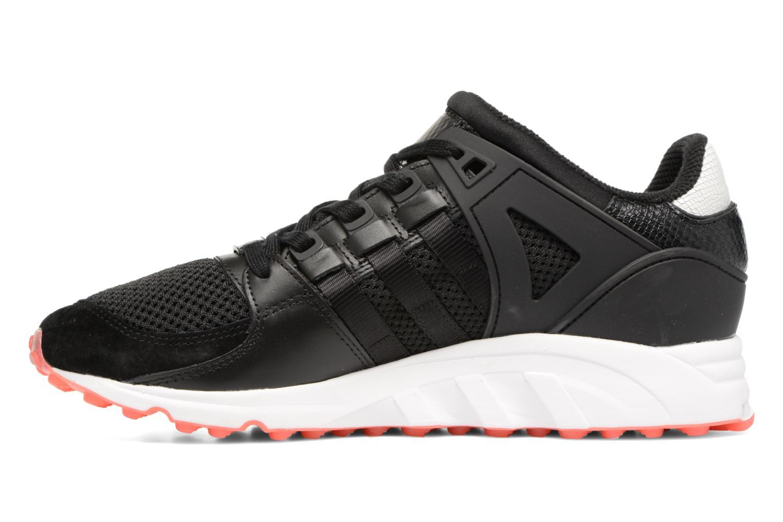 Sneakers Adidas Originals Eqt Support Rf Zwart voorkant