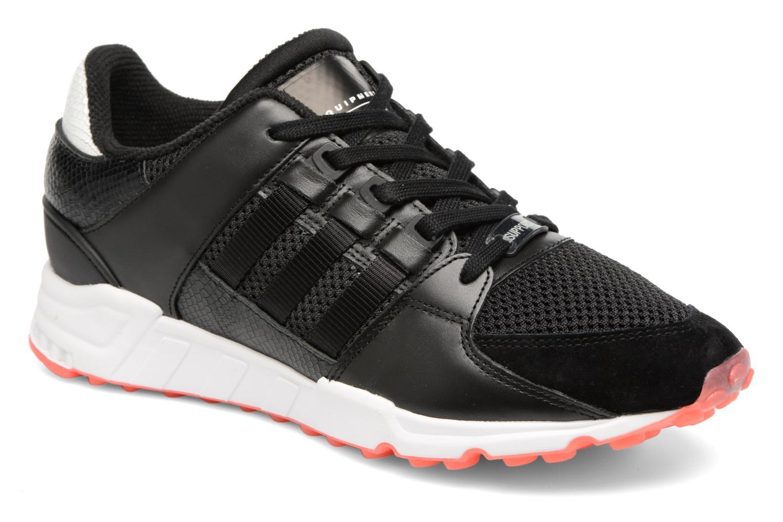 Chaussures Adidas EQT Support noires femme 3rGxD