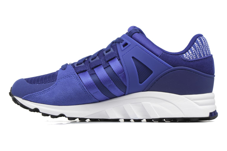 Baskets Adidas Originals Eqt Support Rf Bleu vue face