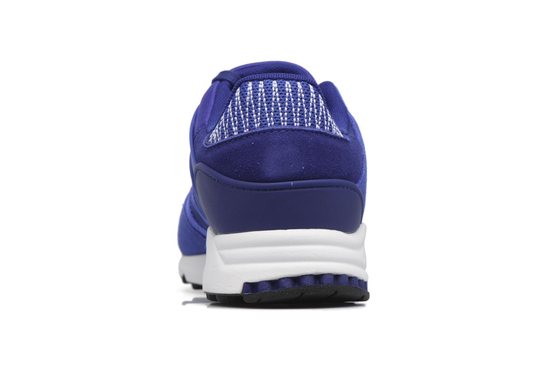 Baskets Adidas Originals Eqt Support Rf Bleu vue droite