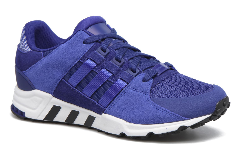 Baskets Adidas Originals Eqt Support Rf Bleu vue détail/paire
