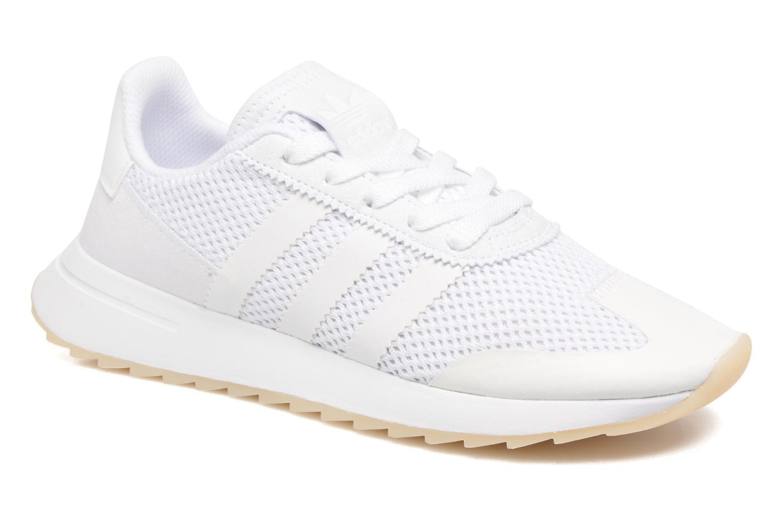 Deportivas Adidas Originals Flb W Blanco vista de detalle / par