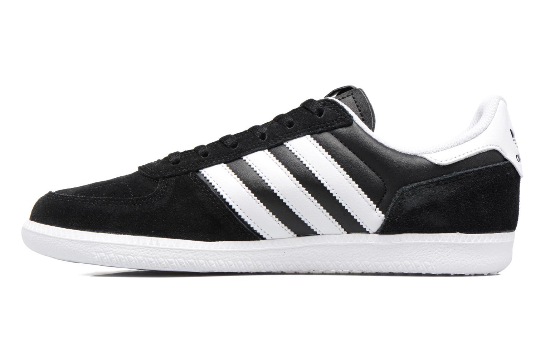 Sneakers Adidas Originals Leonero Zwart voorkant