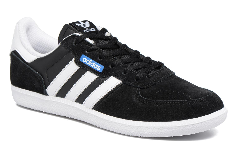 Sneakers Adidas Originals Leonero Zwart detail