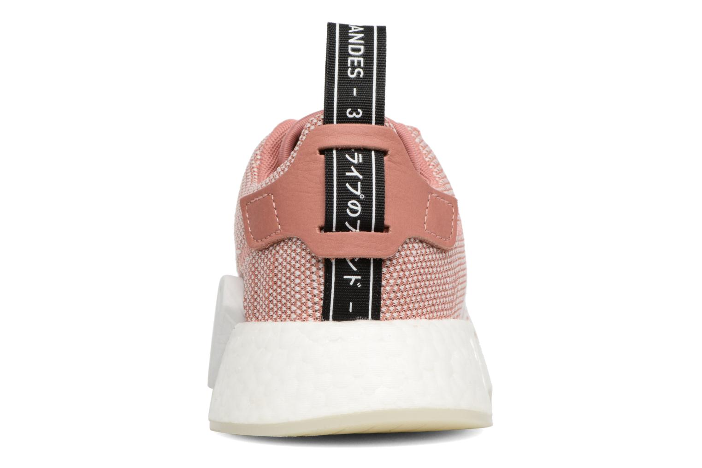 Baskets Adidas Originals Nmd_R2 W Rose vue droite