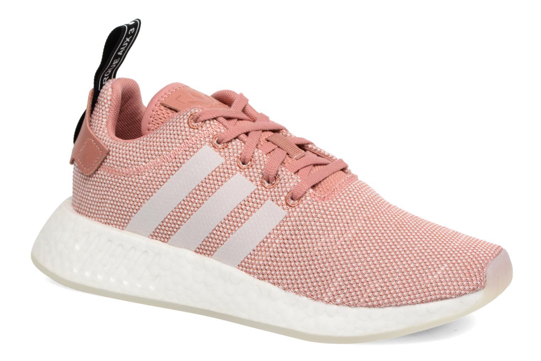 Baskets Adidas Originals Nmd_R2 W Rose vue détail/paire