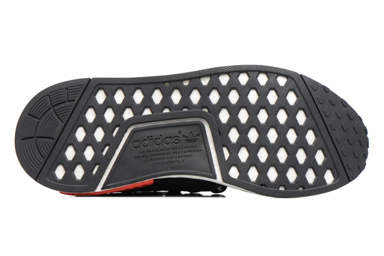 Baskets Adidas Originals Nmd_Xr1 Pk Noir vue haut