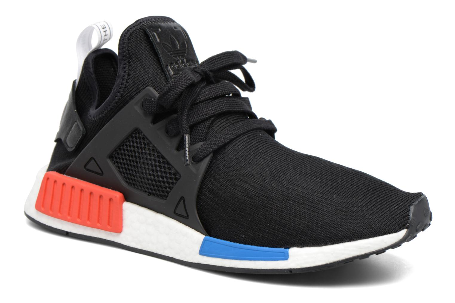 Trainers Adidas Originals Nmd_Xr1 Pk Black detailed view/ Pair view