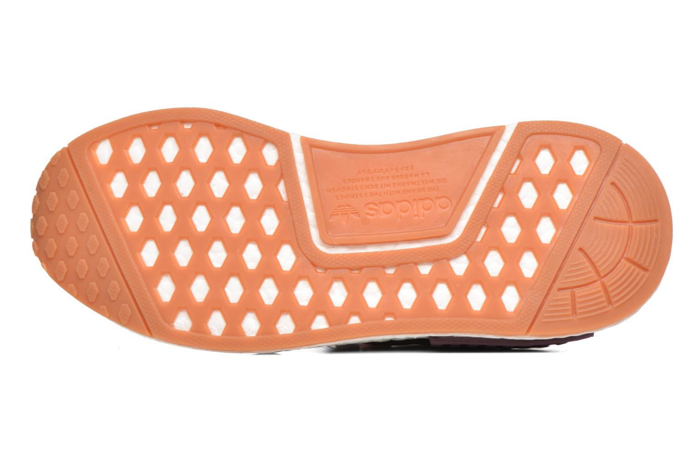 Baskets Adidas Originals Nmd_Xr1 Pk W Rouge vue haut
