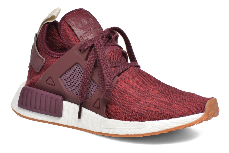 Baskets Adidas Originals Nmd_Xr1 Pk W Rouge vue détail/paire