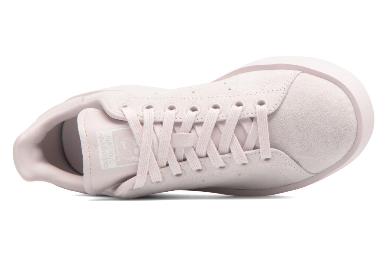 Baskets Adidas Originals Stan Smith Bold W Rose vue gauche