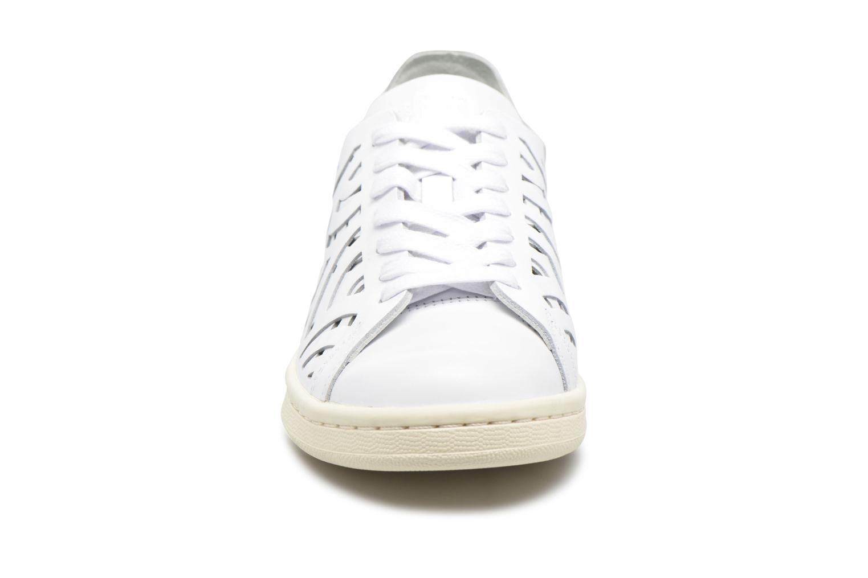 Sneakers Adidas Originals Stan Smith Cutout W Bianco modello indossato