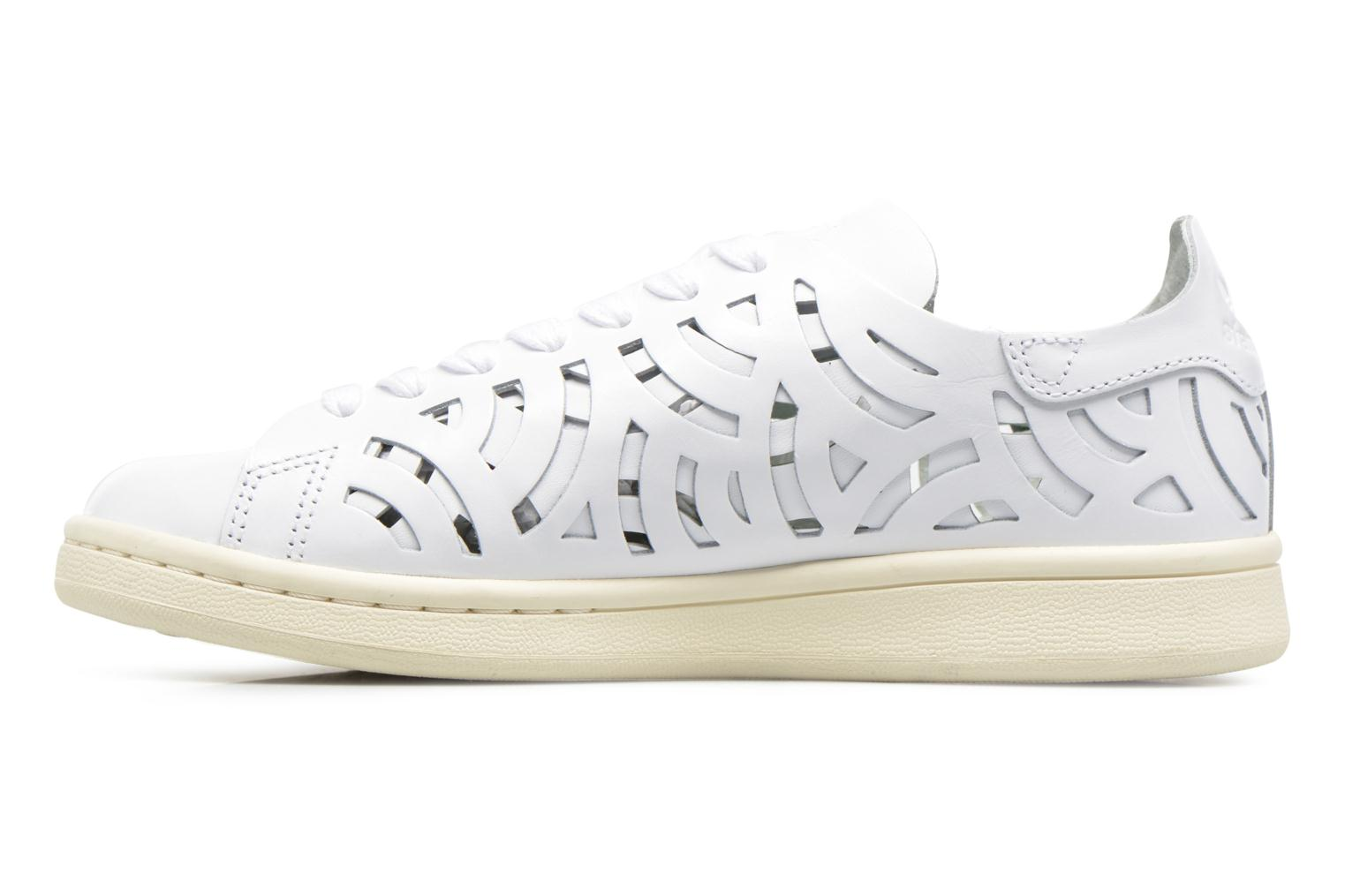 Sneakers Adidas Originals Stan Smith Cutout W Bianco immagine frontale
