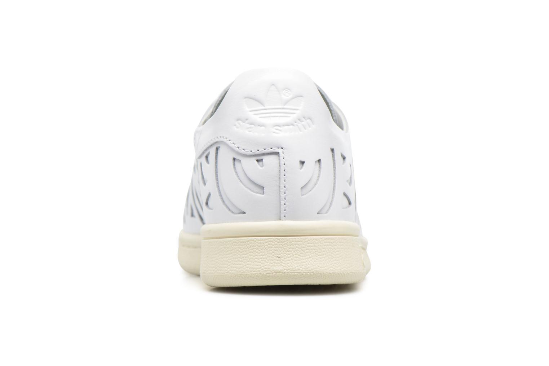 Baskets Adidas Originals Stan Smith Cutout W Blanc vue droite