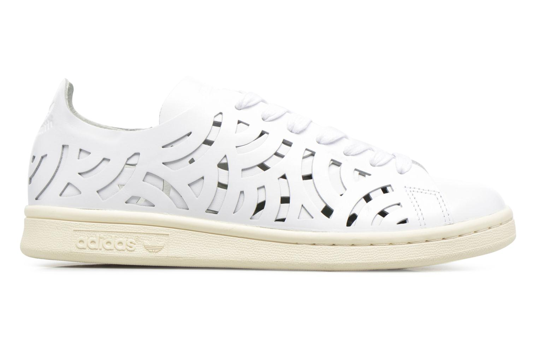 Baskets Adidas Originals Stan Smith Cutout W Blanc vue derrière