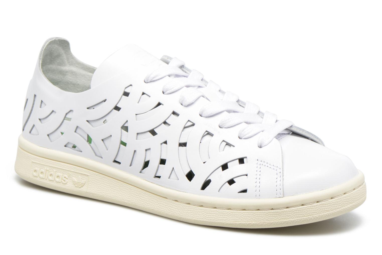 Baskets Adidas Originals Stan Smith Cutout W Blanc vue détail/paire