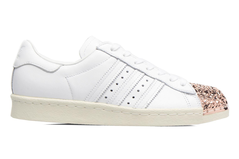 Sneaker Adidas Originals Superstar 80S 3D Mt W weiß ansicht von hinten