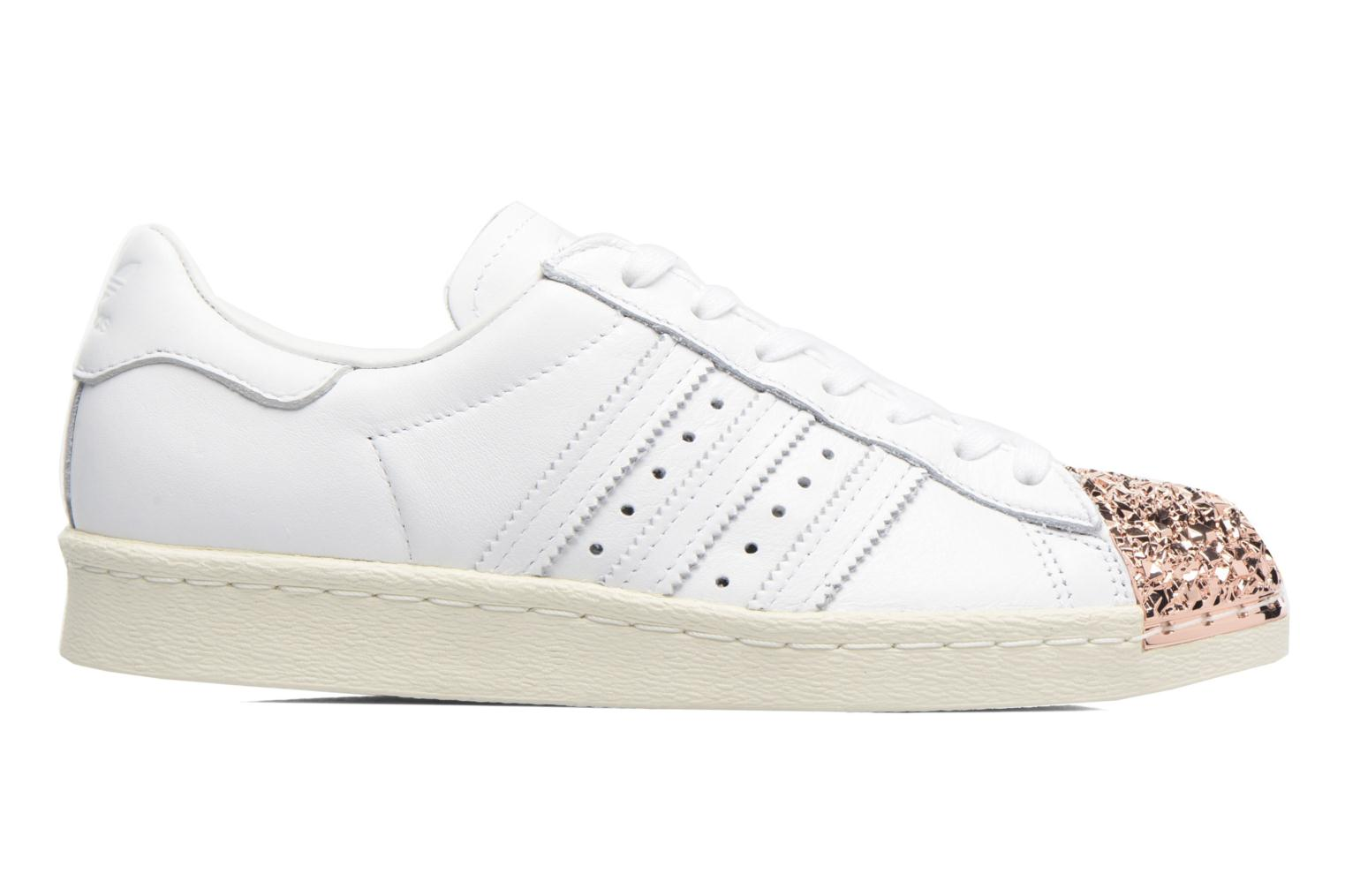 Baskets Adidas Originals Superstar 80S 3D Mt W Blanc vue derrière