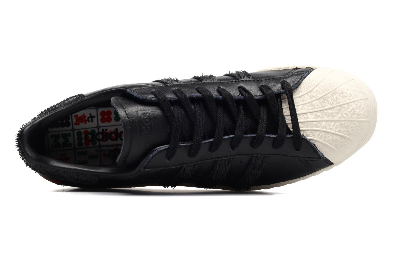 Sneakers Adidas Originals Superstar 80S Cny Zwart links