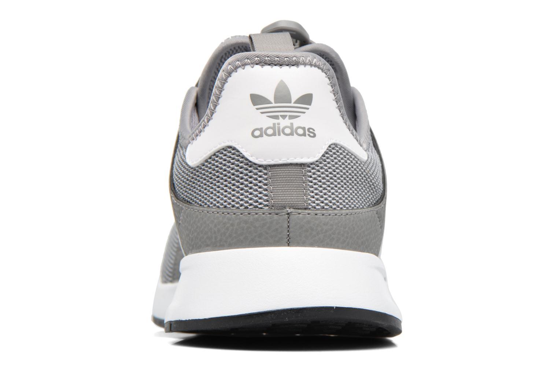 Sneaker Adidas Originals X_Plr grau ansicht von rechts
