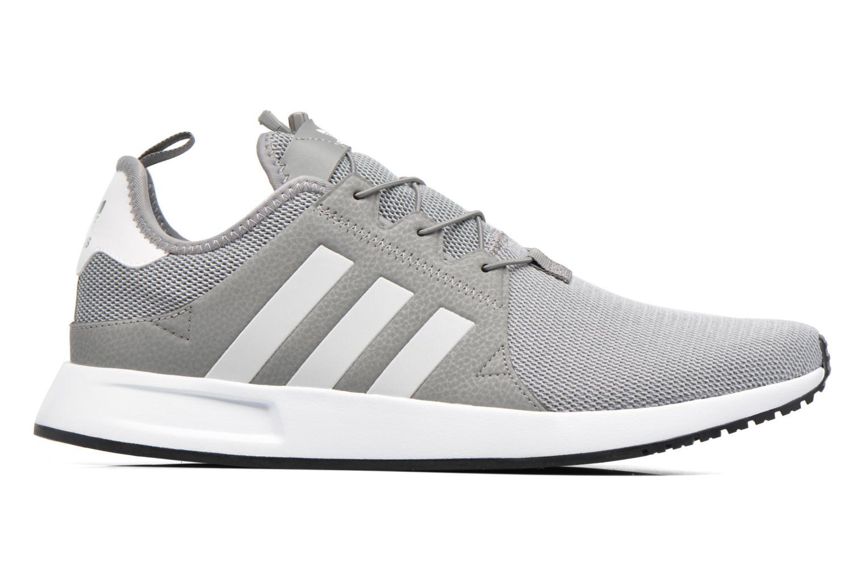 Sneaker Adidas Originals X_Plr grau ansicht von hinten