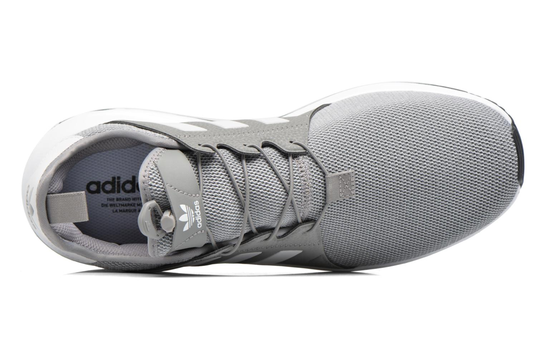 Sneaker Adidas Originals X_Plr grau ansicht von links
